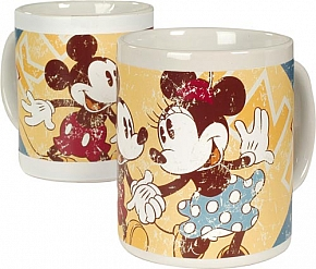 KUBEK Disney Mickey Minnie Old School