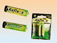 Akumulatorki Reflexx 2500 mAh