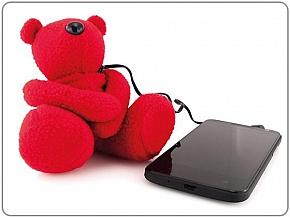 GŁOŚNIK MIŚ w Plecaku TEDDY BEAR STEREO SPEAKER