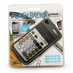 Cover - Etui Kalkulator dla iPhone 4/4S