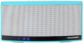 Przenośny głośnik Bluetooth z radiem i odtwarzaczem MP3 Blaupunkt BT20BK