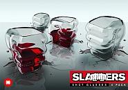 Kieliszki Twardziela 4szt Slammers