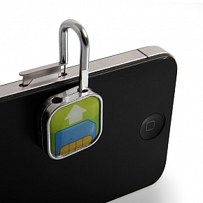 App Lock Breloczek Kłódka Do Iphone