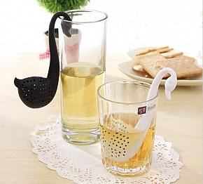 Herbaciany łabędź zaparzacz do Herbaty