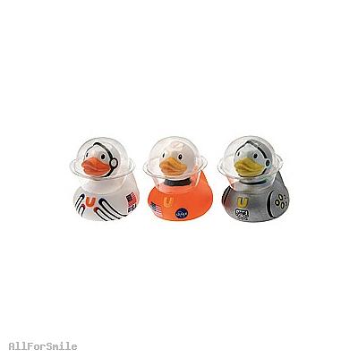Małe kaczki do kąpieli ASTRONAUCI