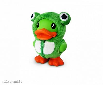 Kaczka w przebraniu żaby - skarbonka