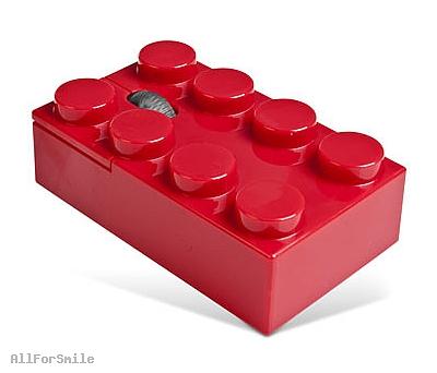 MYSZKA Bezprzewodowa KLOCEK LEGO