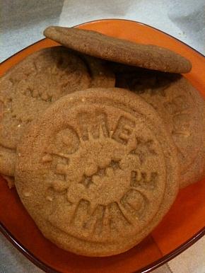 Ciasteczkowy Stempel HOME MADE