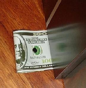 Stoper do drzwi 100 USD