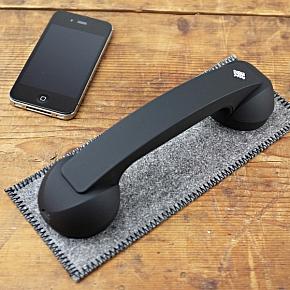 Słuchawka Bezprzewodowa Bluetooth POP Phone Black